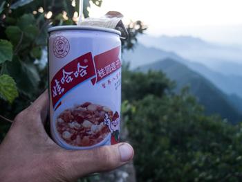Porridge for hiking