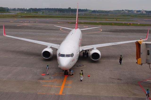 Eastarjet Tokyo Narita to Incheon